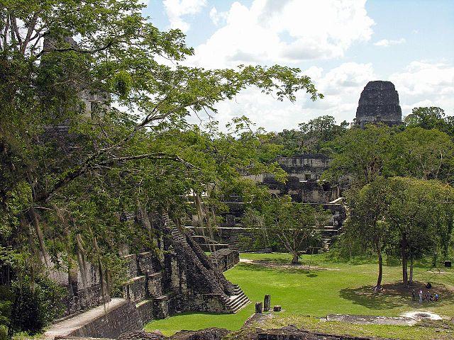 Tikal, Guatamala
