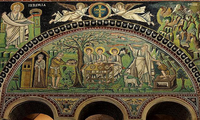 640px-Sacrifice_of_Isaac_mosaic_-_Basilica_San_Vitale_(Ravenna)