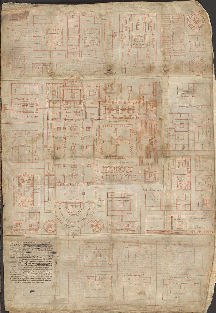 St Gall Plan